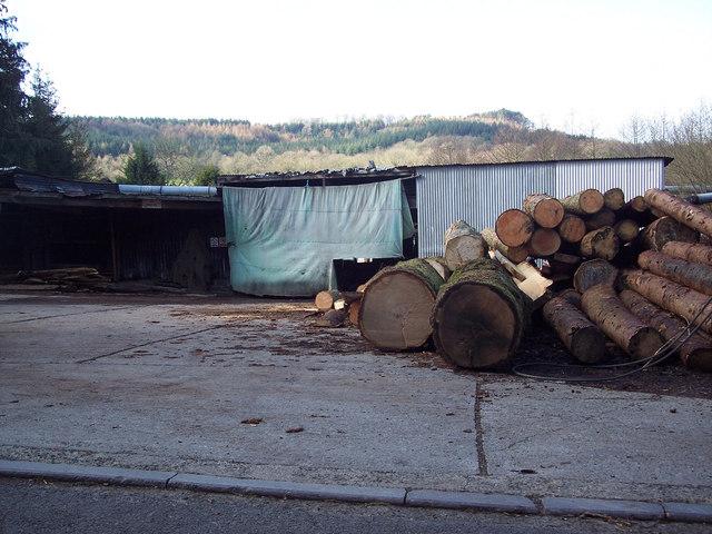 Sawmill, Ansty