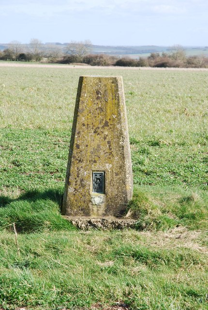 Trig Point on Sutton Down