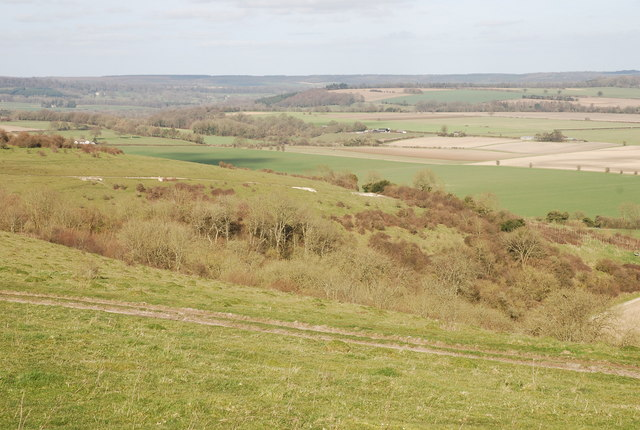 Slopes of Sutton Down