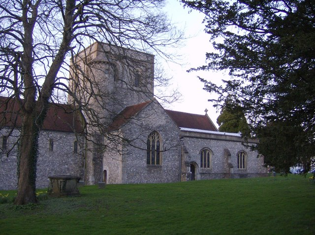 St. Mary's Church, Kingsclere