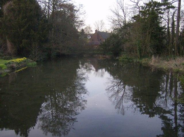 Kingsclere Pond