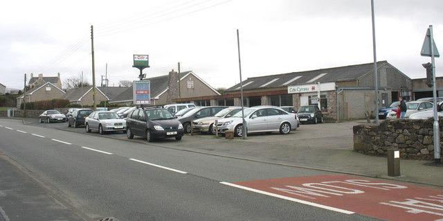 Ceir Cymru used car sale site