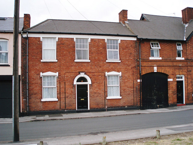 Midland Counties Dairies, manager's house & stables, Mill st, Walsall.