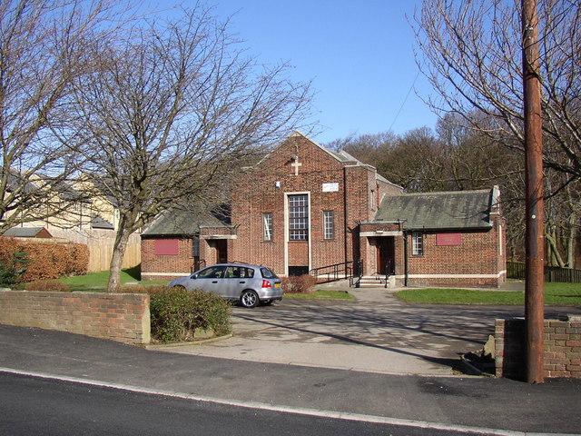 United Reformed Church, Long Hill Road, Brackenhall, Fartown, Huddersfield