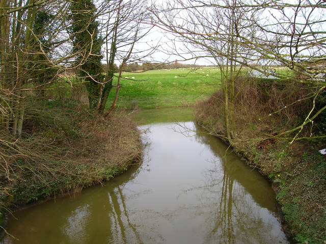 Royam Military Canal meets the River Brede