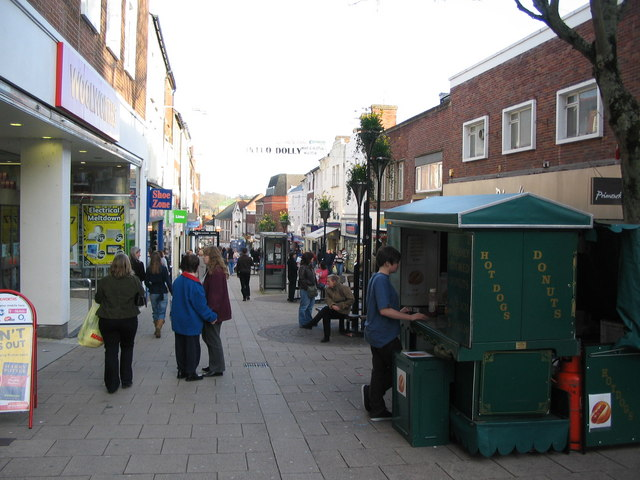 Middle Street, Yeovil