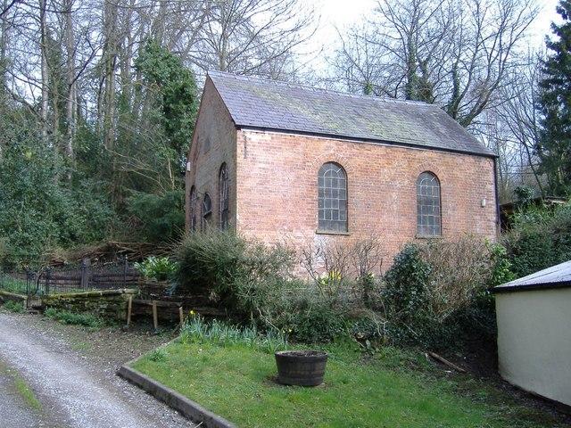 Primitive Methodist Chapel, New Street