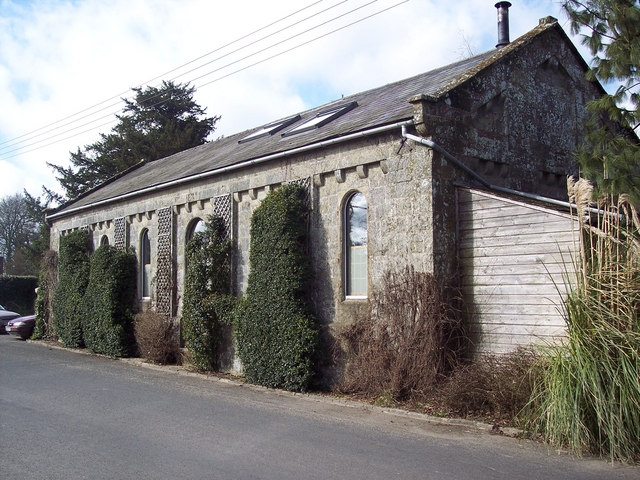 Converted chapel, Charlton