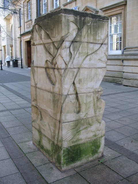 Yeovil street sculpture
