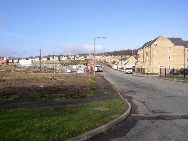 Redevelopment of the Brackenhall estate, Fartown, Huddersfield
