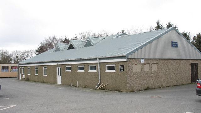 Neuadd Goffa Bethel Memorial Hall