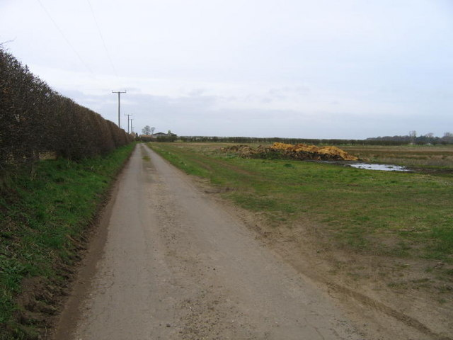The Road To Westfield Farm