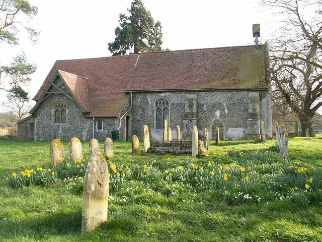 Thelveton Church