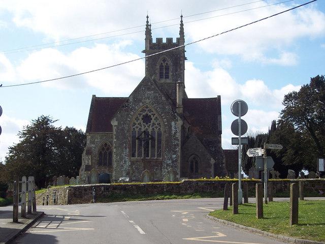 St James Church, Shaftesbury