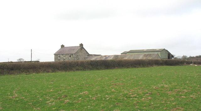 Cefn Gwyn Farm
