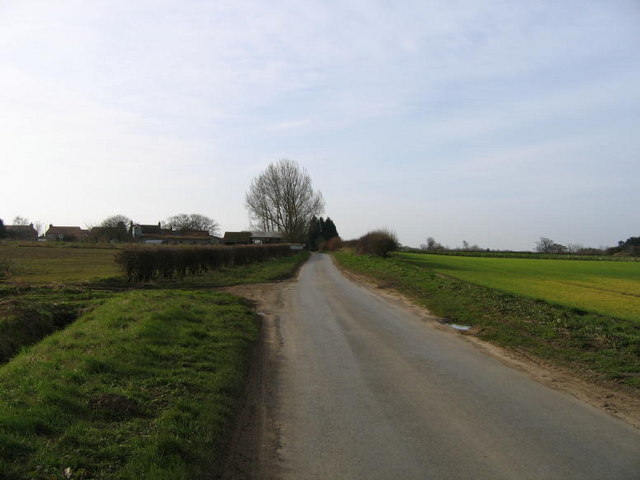 The Road Into Thornton