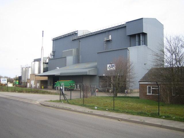 Enstone Airfield Industrial Estate