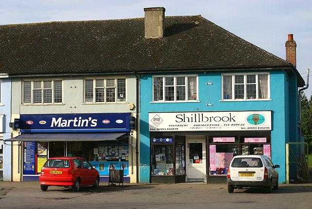 Carterton Shops