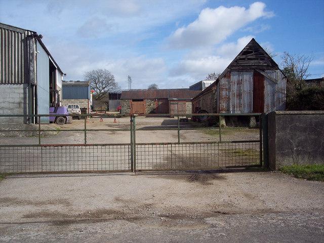Coles Lane Farm, St James's Common
