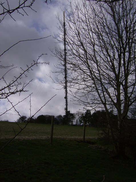 Hannington TV transmitter
