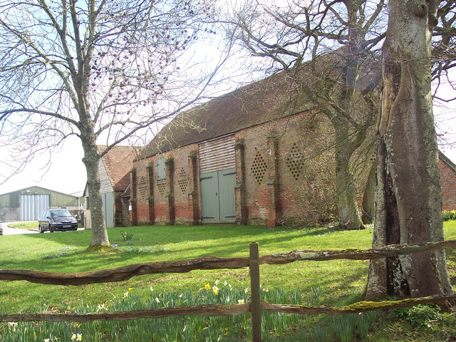Blynfield Farm near Stour Row