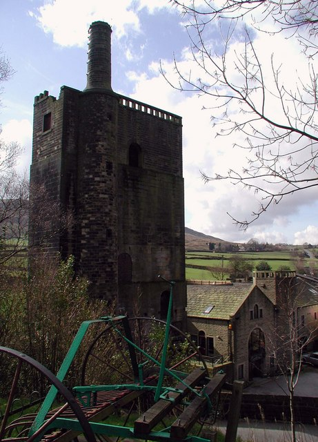 Lumbutts Mill