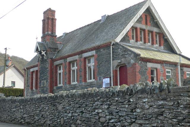 Melin-y-Wig school