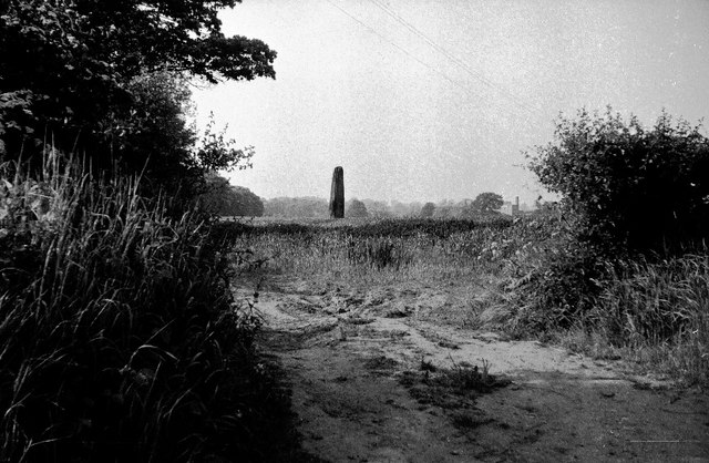 Devil's Arrow, Standing Stone, Boroughbridge