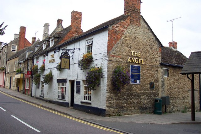 The Angel, St. Osyths Lane, Oundle