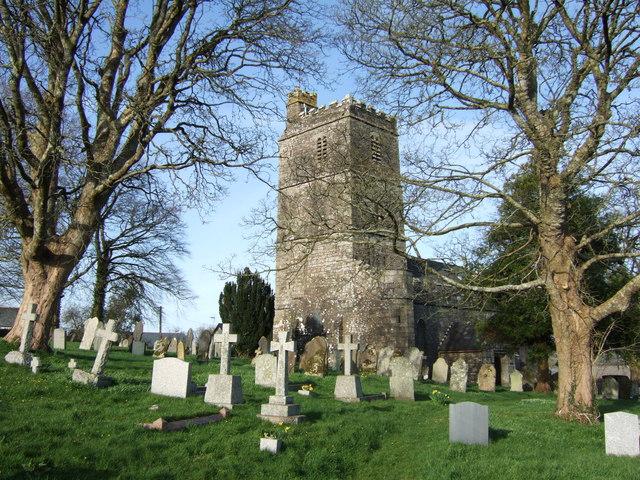 St Mary's church, Bratton Clovelly
