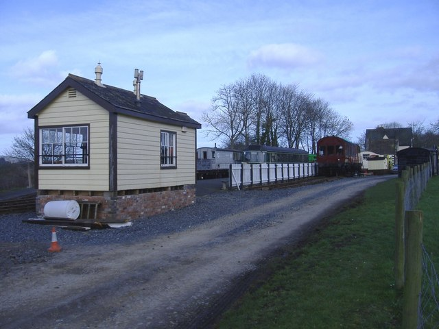 Titley Junction