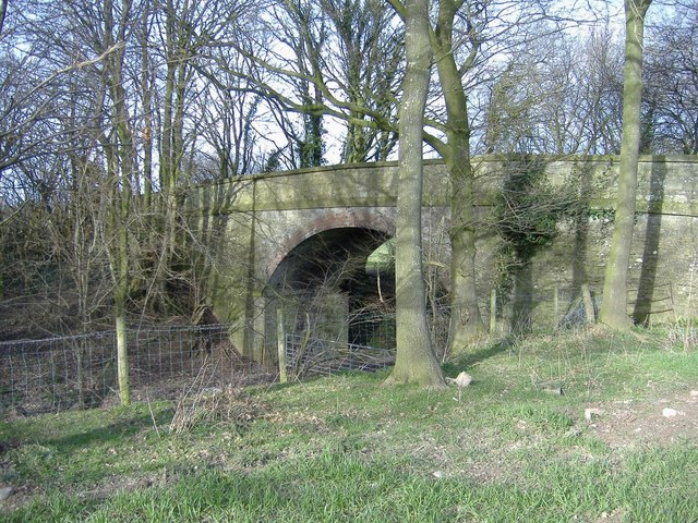 Railway bridge, Nextend