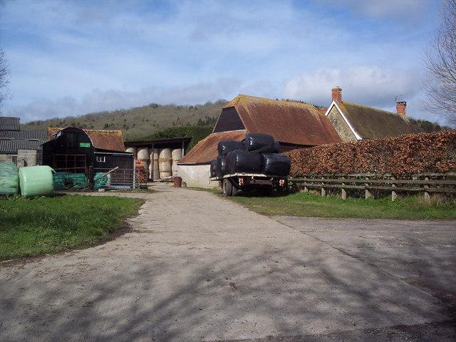 Jolliffe's Farm, Stour Row