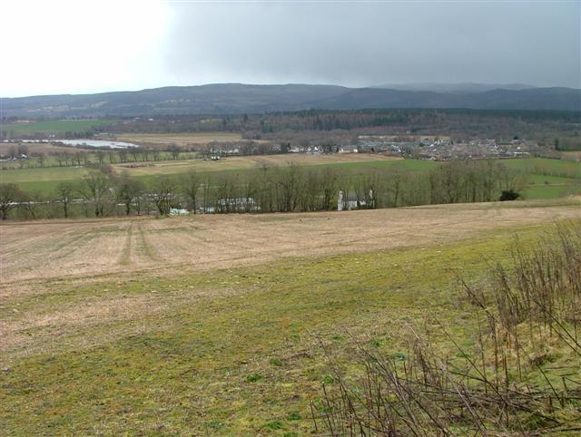 Fields at Rheindown