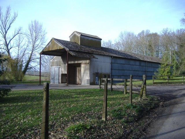 Barn, at Lewis Wych
