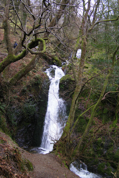 Tom Ghyll Waterfall