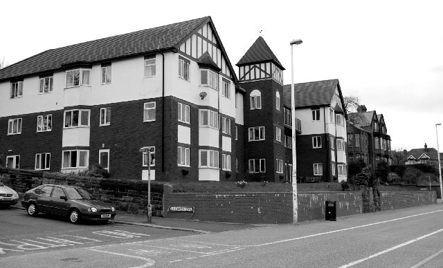 Mother Redcaps nursing home, Egremont