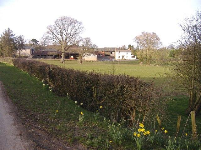 Upper Marston farm