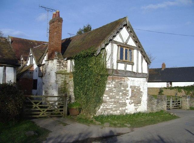 Post House, Marston