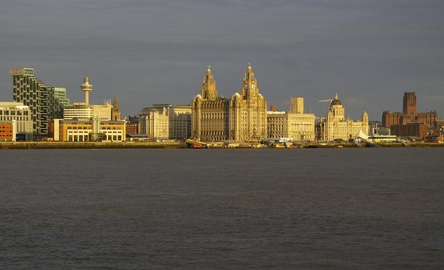 Liverpool skyline 1