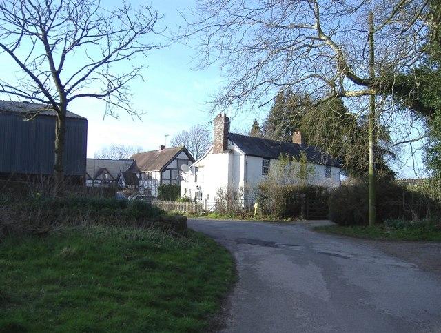 Marston, Herefordshire