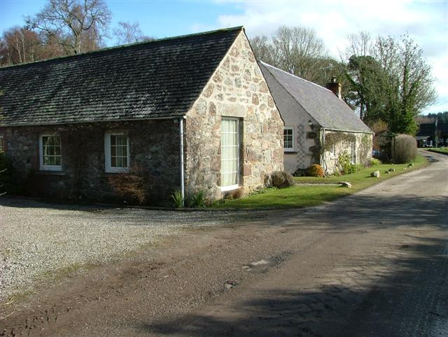 House near the Black Isle Brewery