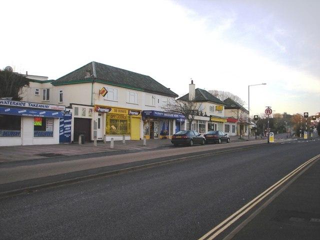 Three Beaches, Local Shops