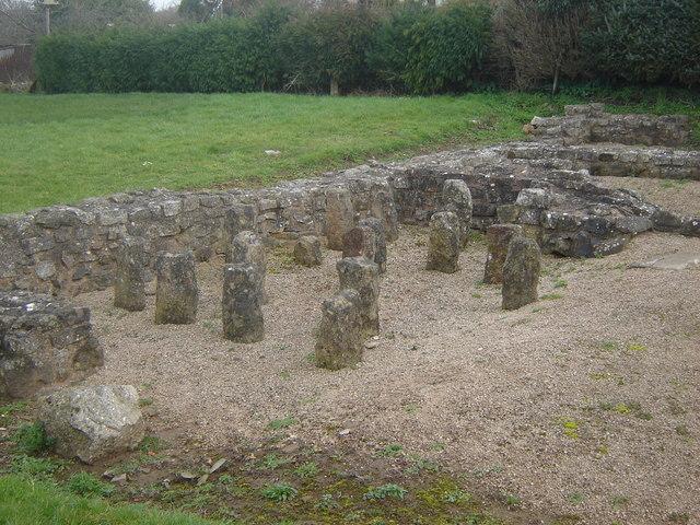 Roman house - Venta Silurum (Caerwent)
