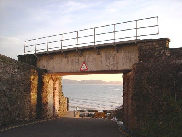 Railway Bridge, Goodrington Beach