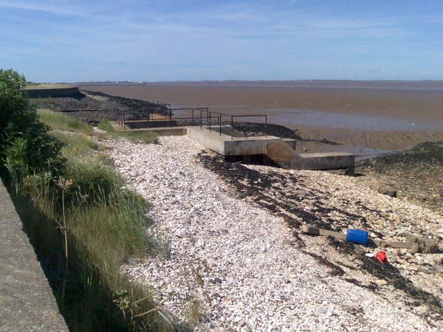 Water Outflow into Humber