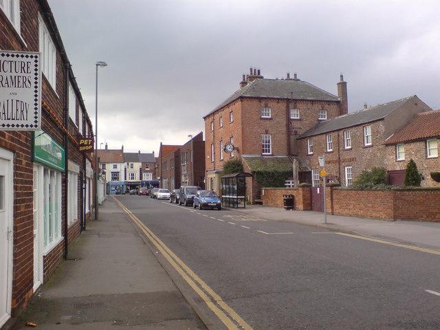Zetland Street, Northallerton