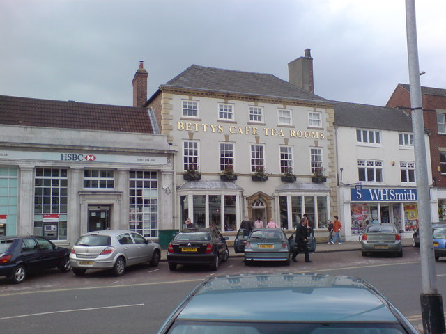 Bettys Northallerton High Street