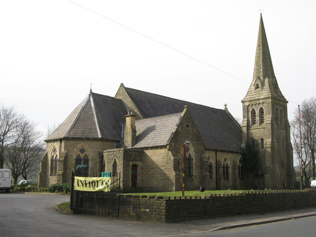The Former St Stephens Church
