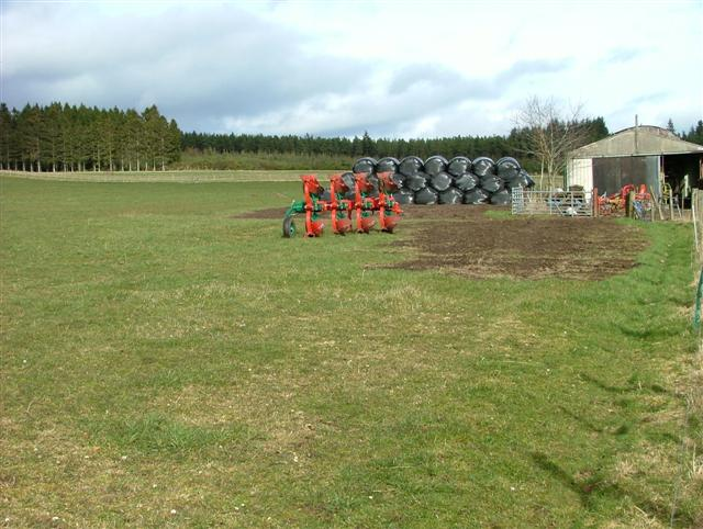 Field and Farm Machinery
